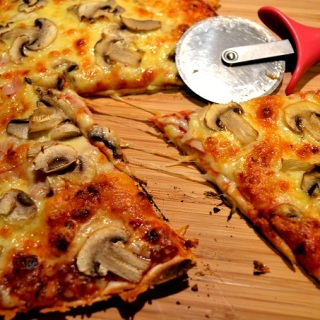 Πίτσα στα γρήγορα
