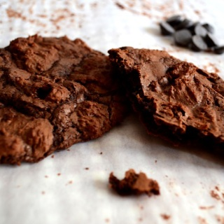 Cookies σαν μαρεγκάκια