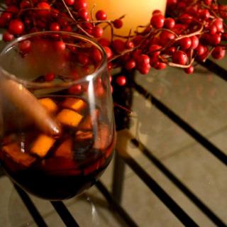 Ζεστό κρασί