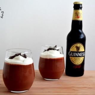 Μους σοκολάτας με Guinness