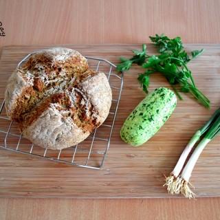 Irish Guinness Soda Bread