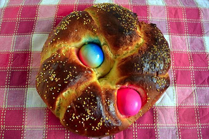 italian easter bread 2