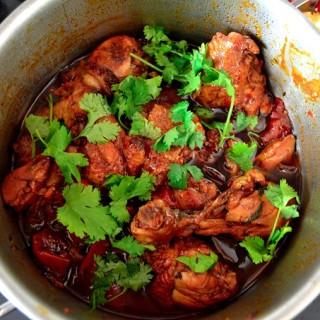 Carribean Chicken