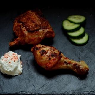 Κοτόπουλο μαριναρισμένο σε γιαούρτι και μπαχαρικά