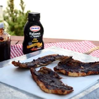 Πανσετάκια με σπιτική barbecue sauce