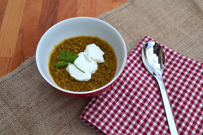 spiced lentils 2