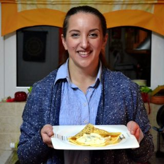 Cook with me – Κρέπες part 1 «οι αλμυρές»