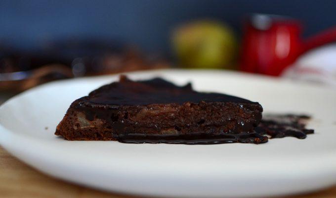 Αχλαδοκέκ (ή το κέικ της εμμονής)