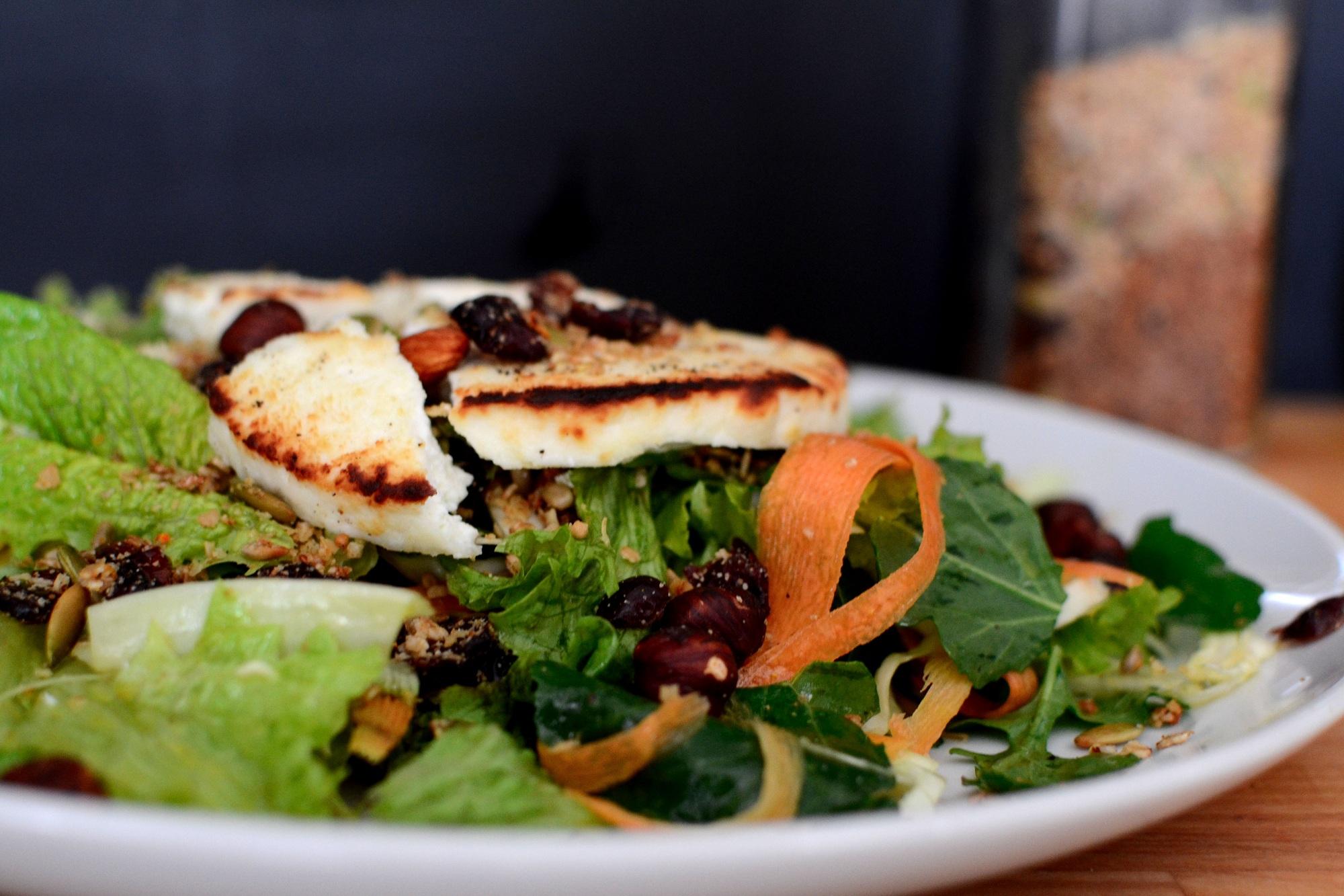granola salad2